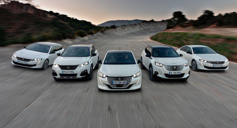 Peugeot Hybrid Cars