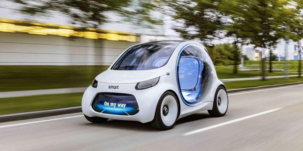 Geely-Daimler Smart Car