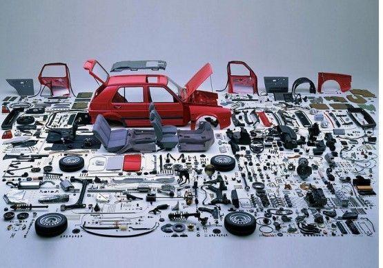 Car parts kit