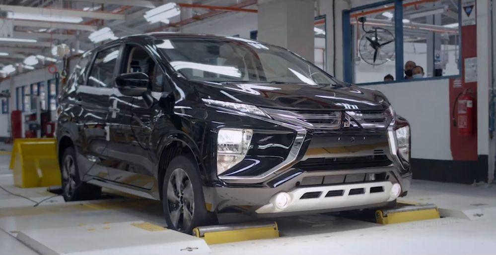 2020 Mitsubishi Xpander - Preview Video