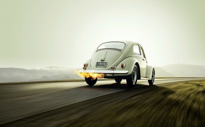 Pops And Bangs Will Break Your Engine Beetle Clsasic