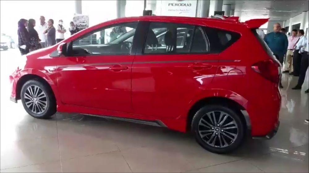 2020 Perodua Myvi S Edition Launch - Brunei