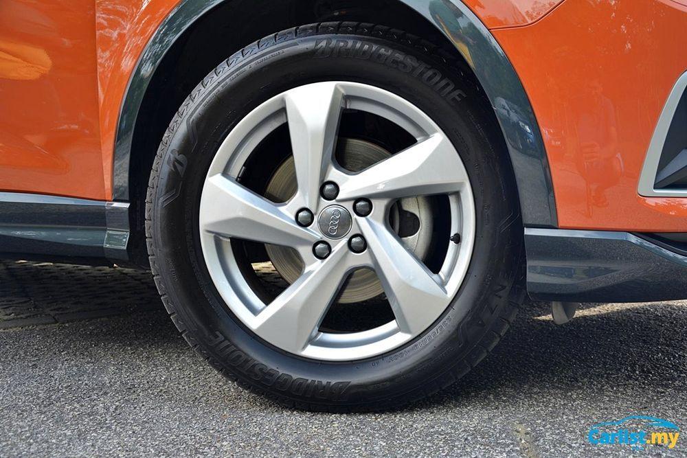 2020 Audi Q3 1.4L TFSI Wheels