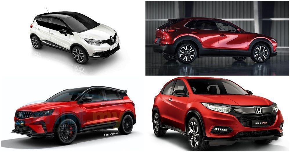 Hyundai Kona competitors