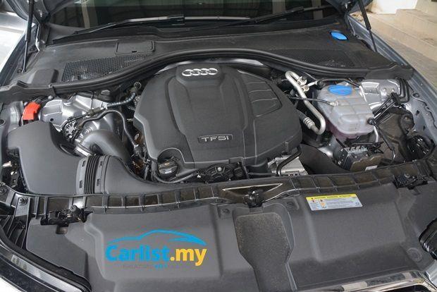 2015 Audi A6 (C7) Facelift 1.8 TFSI