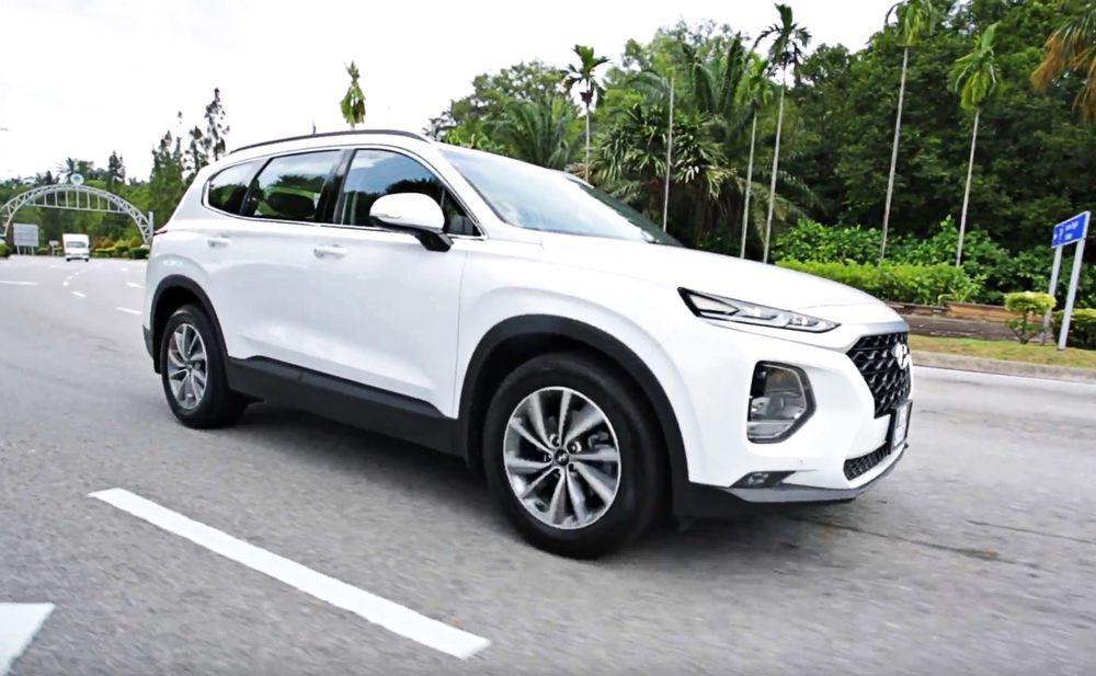 2020 Hyundai Santa Fe 2.4 Executive