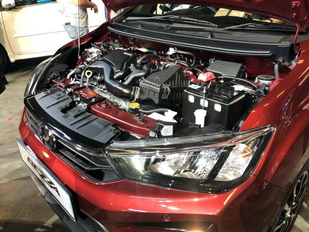 2020 Perodua Bezza Launch - Engine
