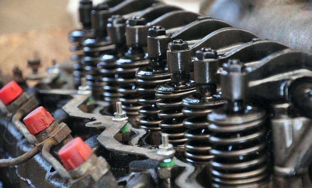 car valvetrain