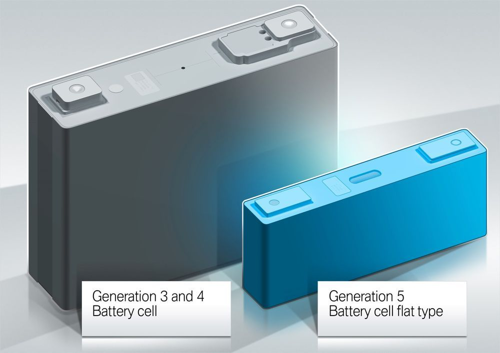 BMW Gen 5 eDrive EV Battery