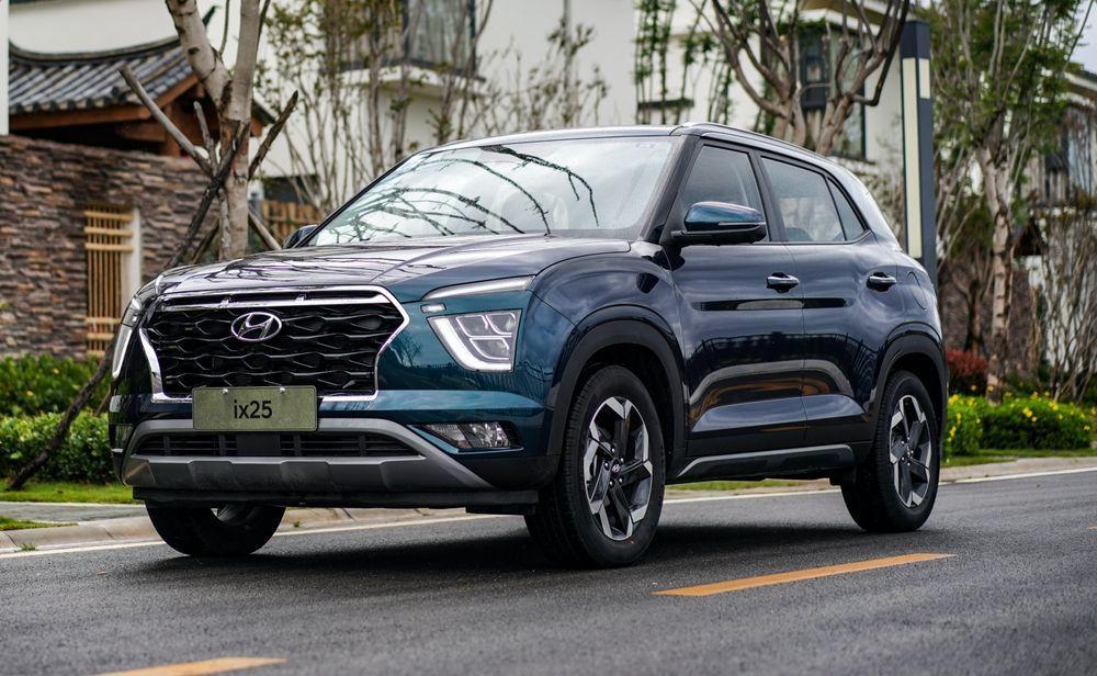 2019 Hyundai Creta/ix25