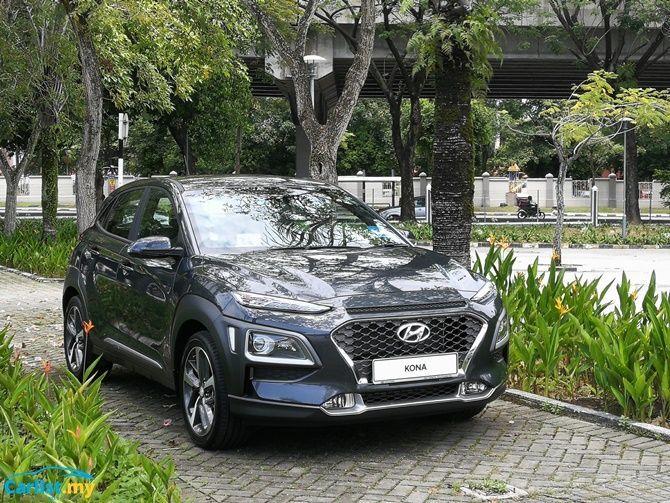 2020 Hyundai Kona Malaysia