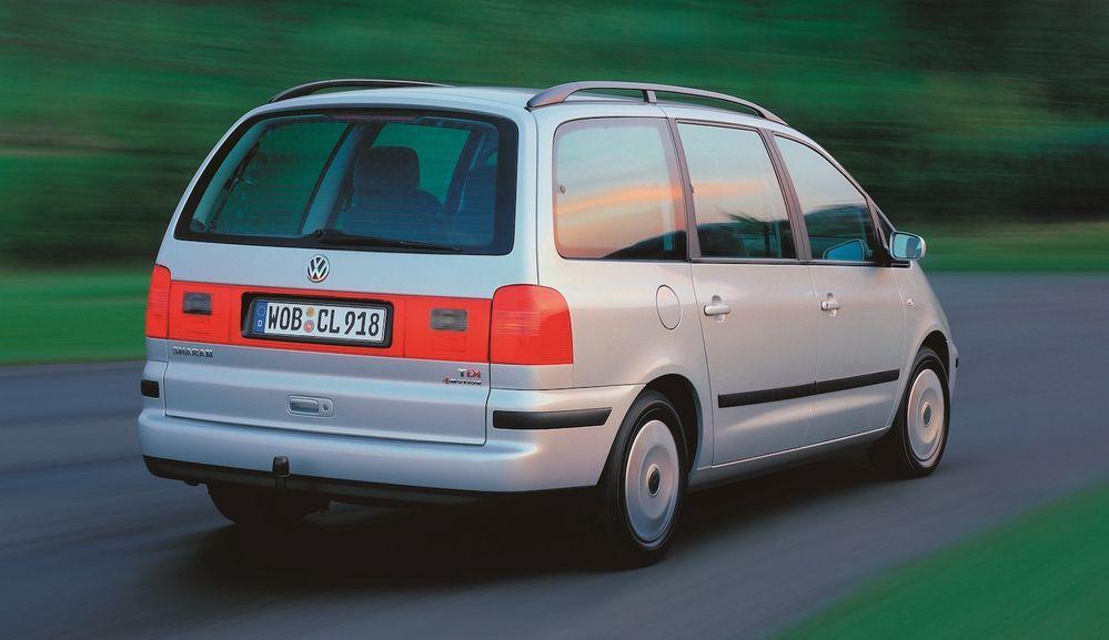 2001 Volkswagen Sharan