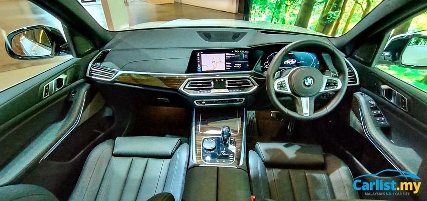 2020 G05 Bmw X5 Xdrive45e Hybrid Launched The Electrified Goliath Is Back Rm440 745 Auto News Carlist My