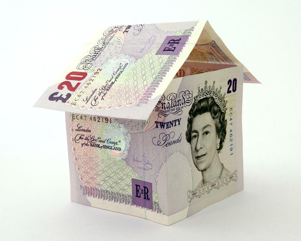Pound bank notes