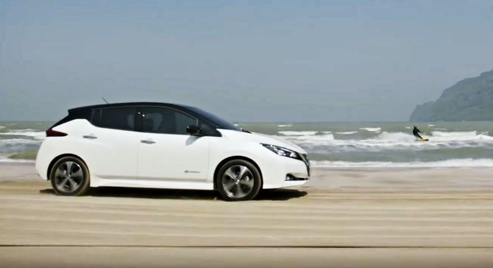 2020 Nissan Leaf - Thailand