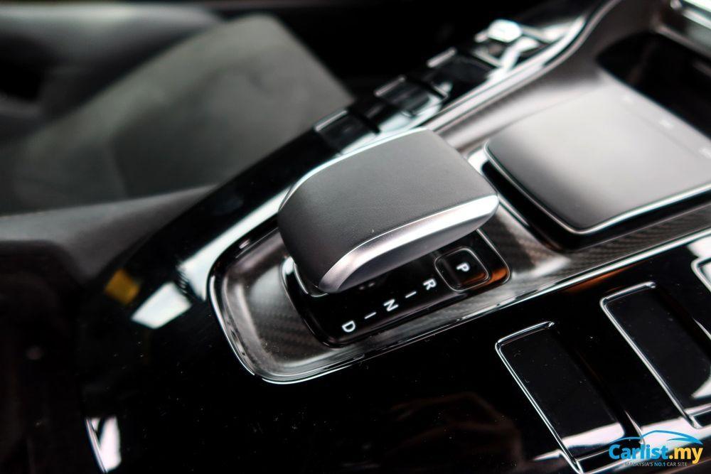 (C190) Mercedes-AMG GTR Gearshifter