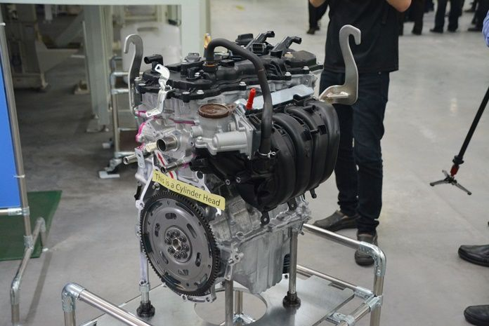 Perodua Officiates New Rm500 Million Engine Plant Auto News Carlist My