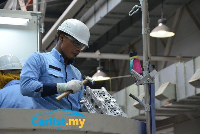 Perodua Engine Plant