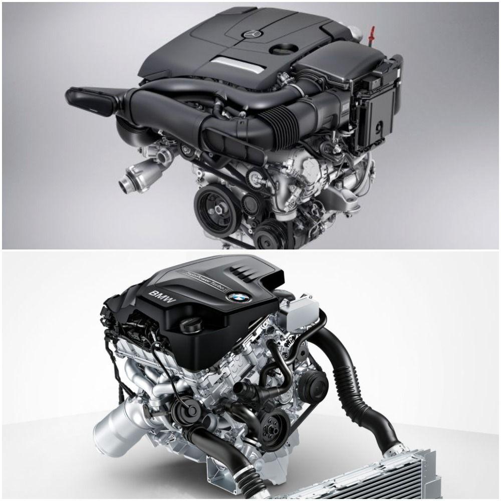 w213 vs G30 engine