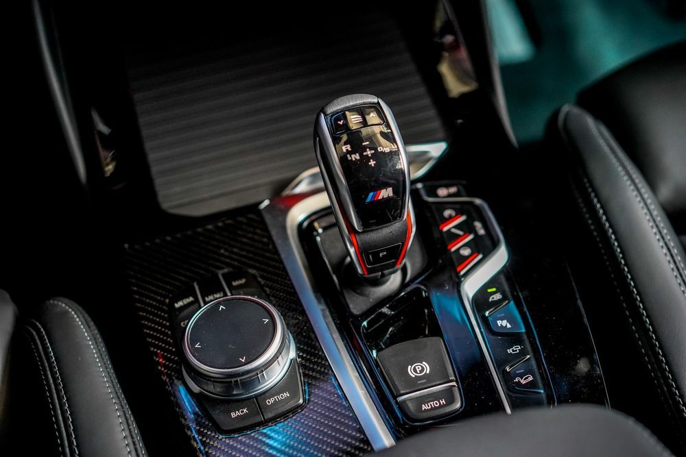 bmw x4m competition gear