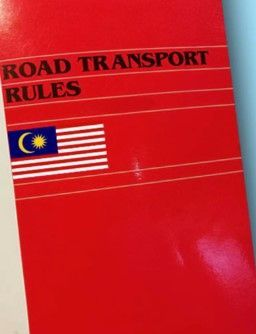 Road Transport Rules