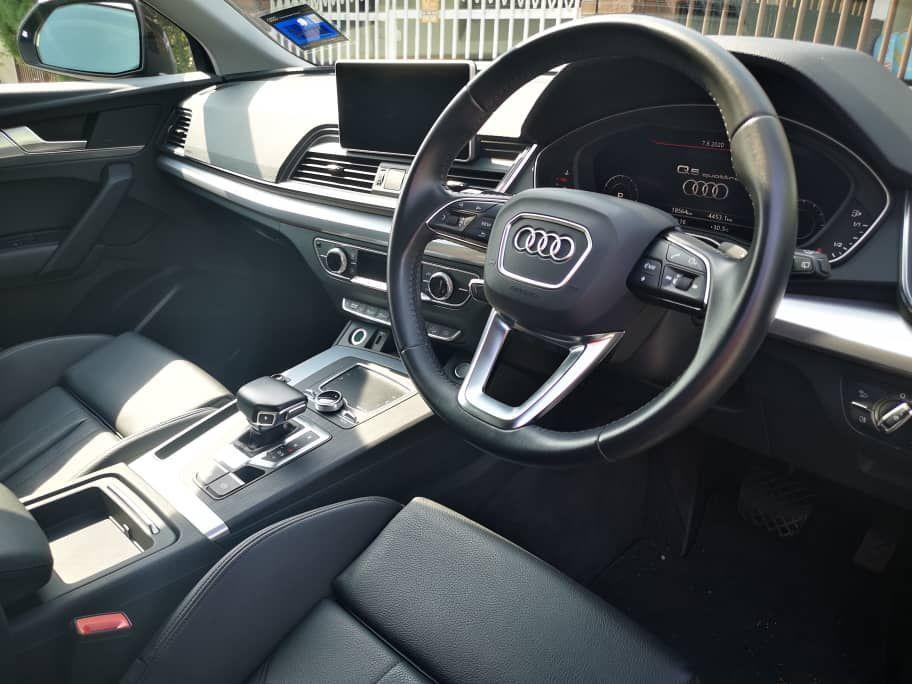 Audi A5 2.0 Steering Column