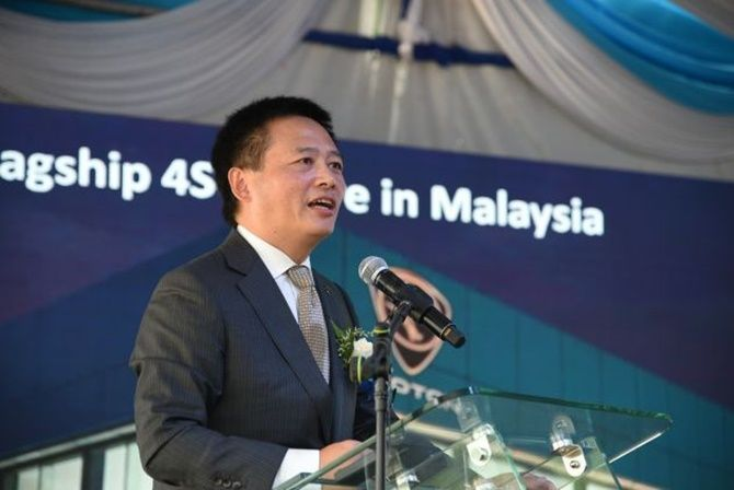 Proton Aims To Be Top In Malaysia By 2027 Li ChunRong