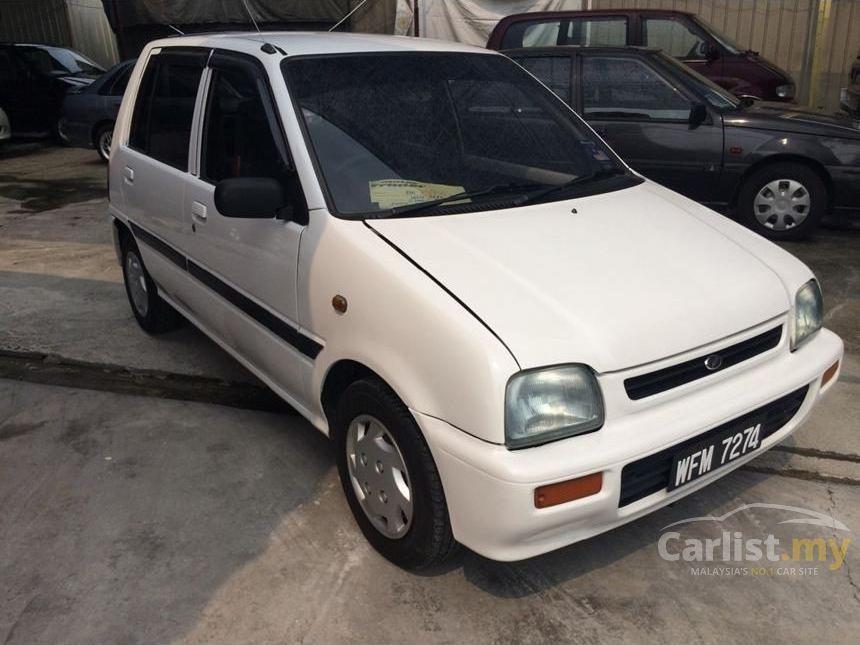 1995 Perodua Kancil
