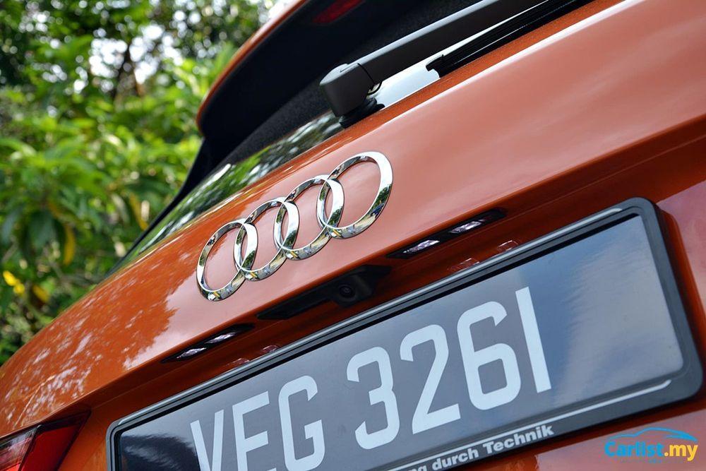 2020 Audi Q3 1.4L TFSI Logo