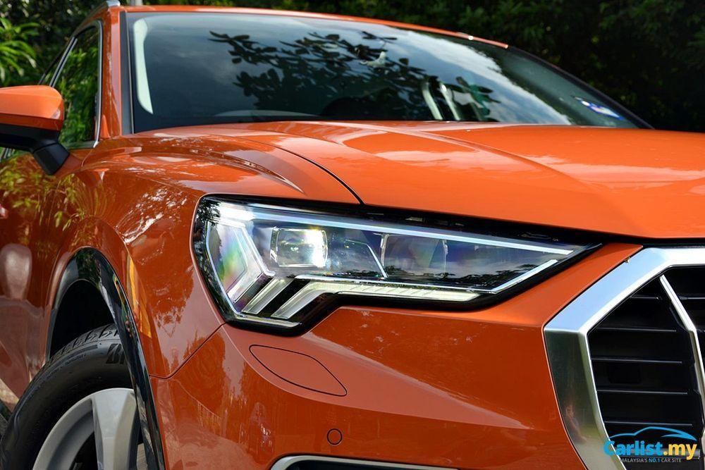 2020 Audi Q3 1.4L TFSI LED Headlights
