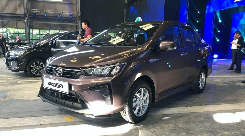 2020 Perodua Bezza Launch