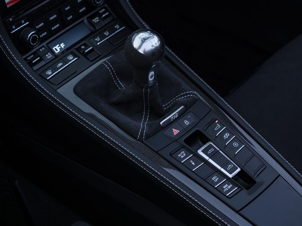 Porsche 718 Spyder Gearbox