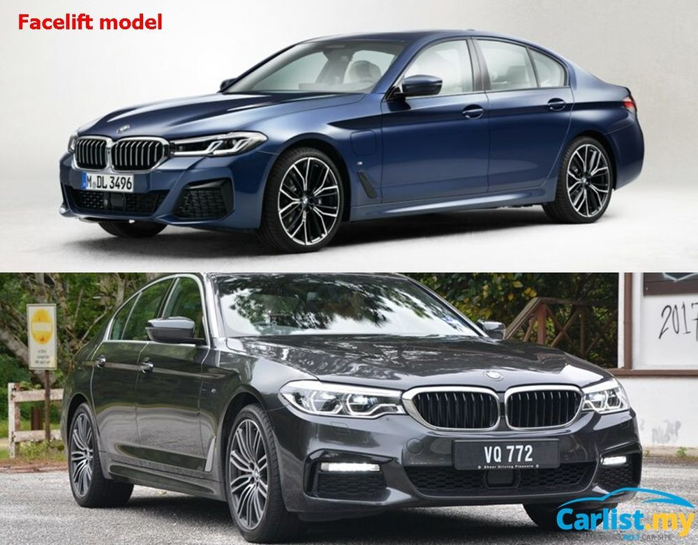 2020 Bmw 5 Series Facelift Images Leaked Ahead Of Debut Auto News Carlist My