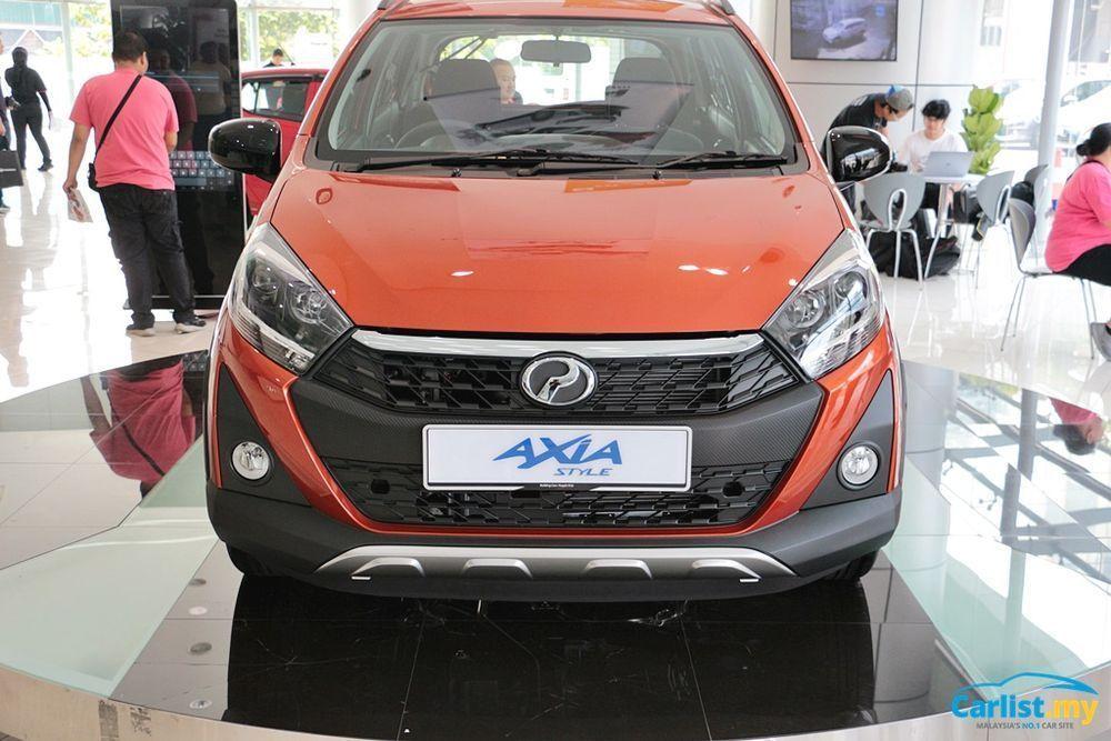 Perodua Axia Style June 2020 Sales