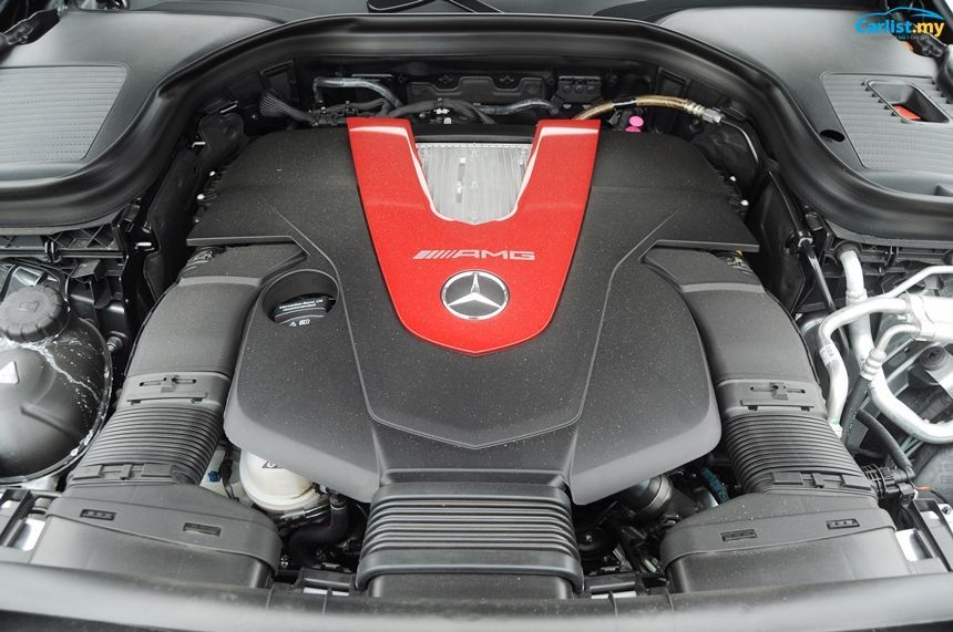 2021 Mercedes-Benz GLC43