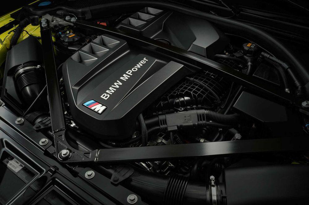 m3 and m4 engine