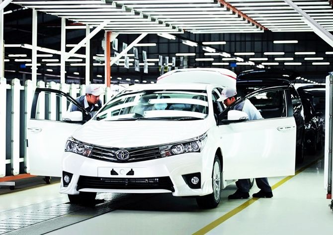 UMW Toyota Passes The Torch To Two More Dealers Corolla Factory