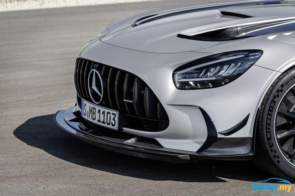 C190 Mercedes-AMG GT Black Series Front Bumper