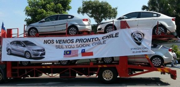 Preve export to Chile