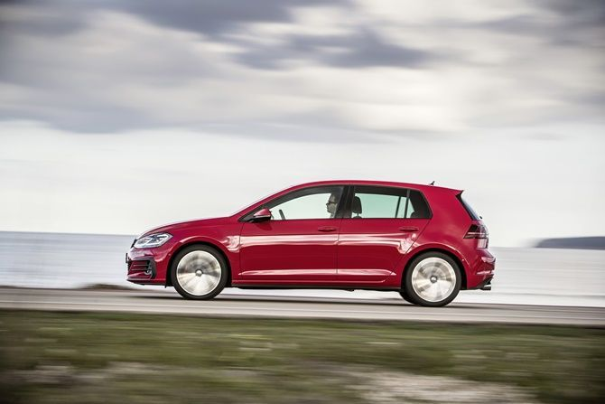 If You Could Only Have One Fun All Rounder Cars Volkswagen Golf GTI
