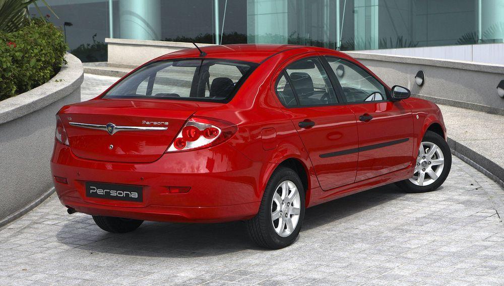2008 Proton Persona