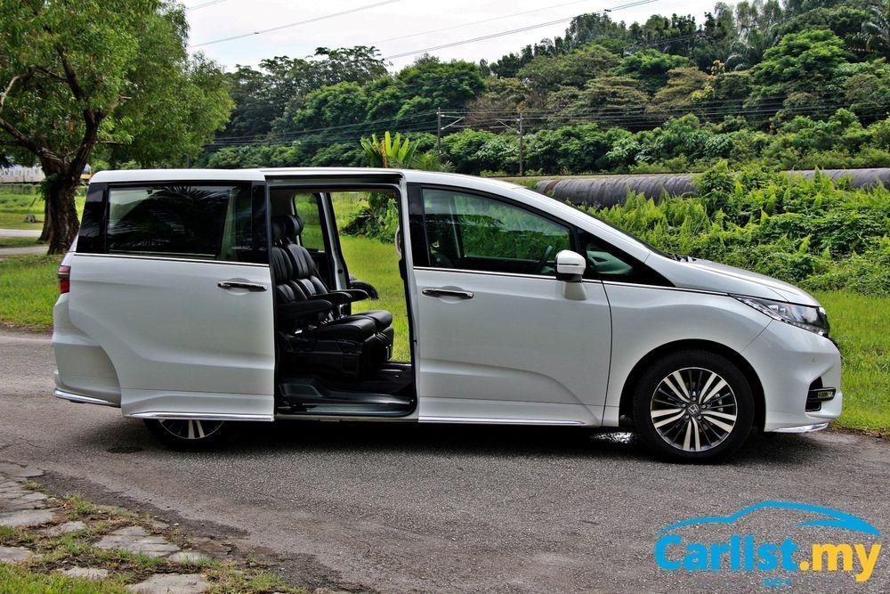 2021 Honda Odyssey 2.4L EXV