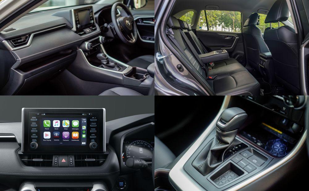 2020 Toyota RAV4 - Interior