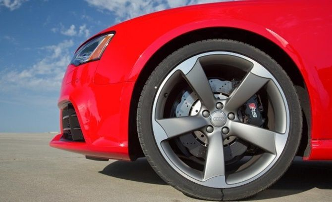 Drum Brakes Vs Disc Brakes Not What You Think Audi RS front brakes