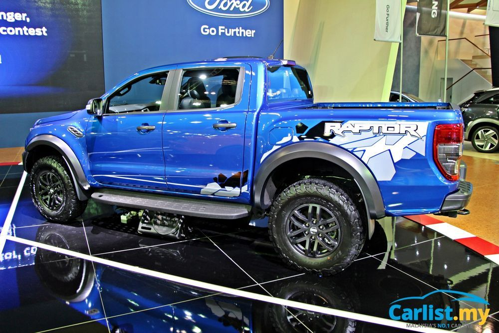 Klims 2018 Ford Ranger Raptor Launched Priced At Rm199