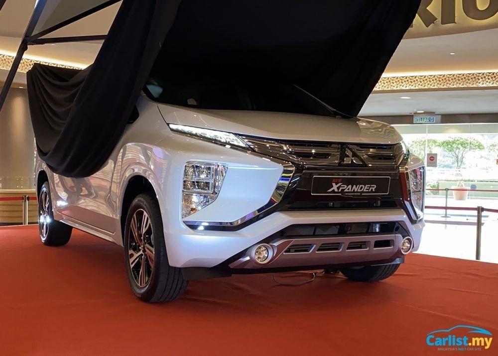 2020 Mitsubishi XPANDER Malaysia