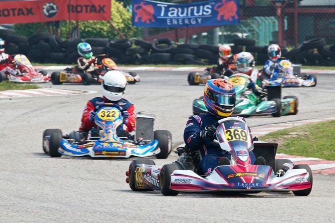 Five Things You Can Do To Be A Better Driver Go Karting