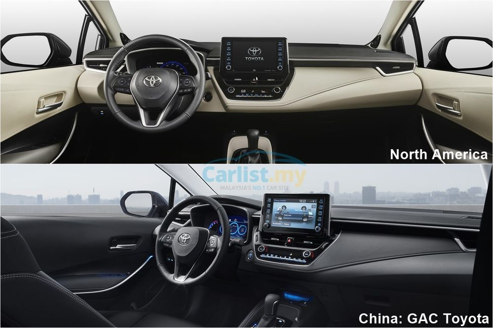All New Toyota Corolla Altis And Avanza Facelift To Debut In Indonesia In 2019 Auto News Carlist My