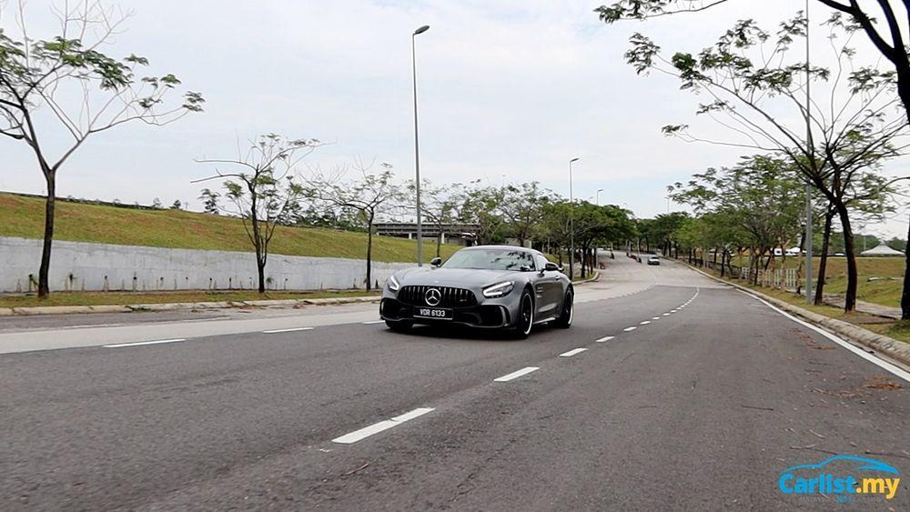 (C190) Mercedes-AMG GTR Exterior