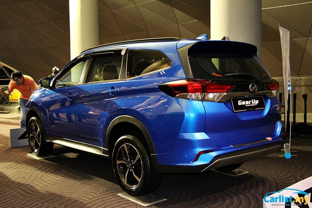 Perodua Aruz Launched - From RM72,900 - Auto News - Carlist.my